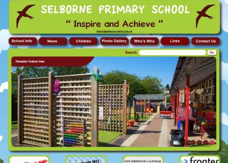 www.Selborne.Ealing.sch.uk