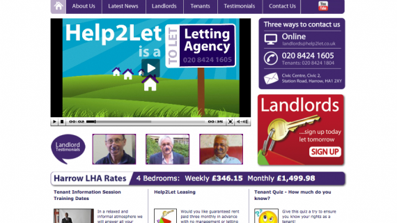 www.Help2Let.co.uk